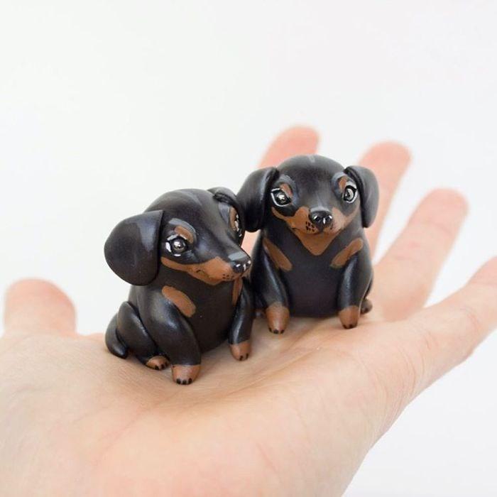 animal sculpture - Dog