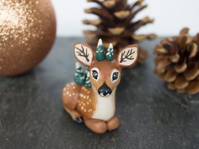 animal sculpture - Deer