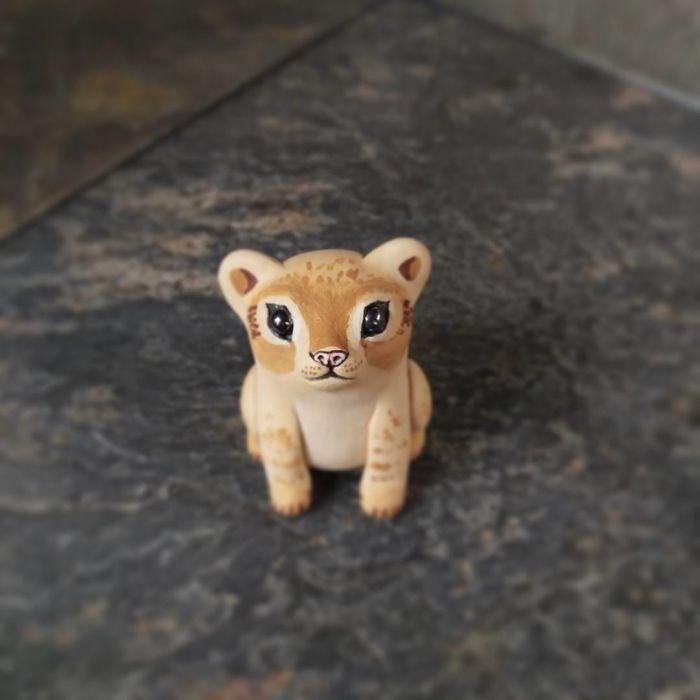 animal sculpture - Fawn
