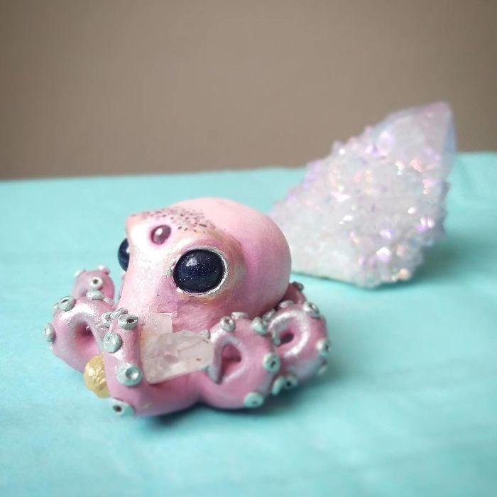 animal sculpture - Pink
