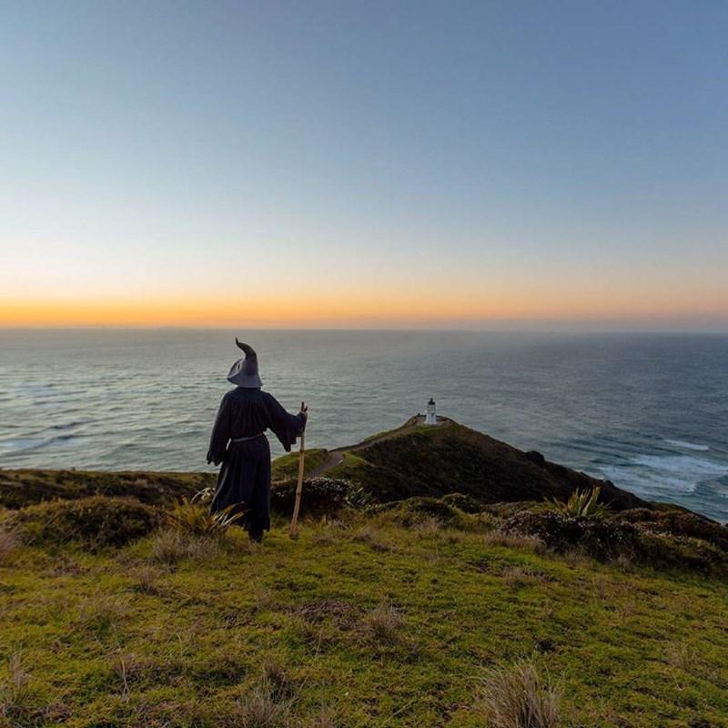 gandalf pics - Sky