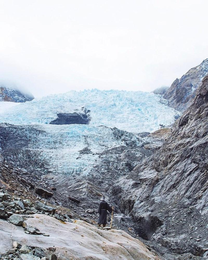 gandalf pics - Glacial landform