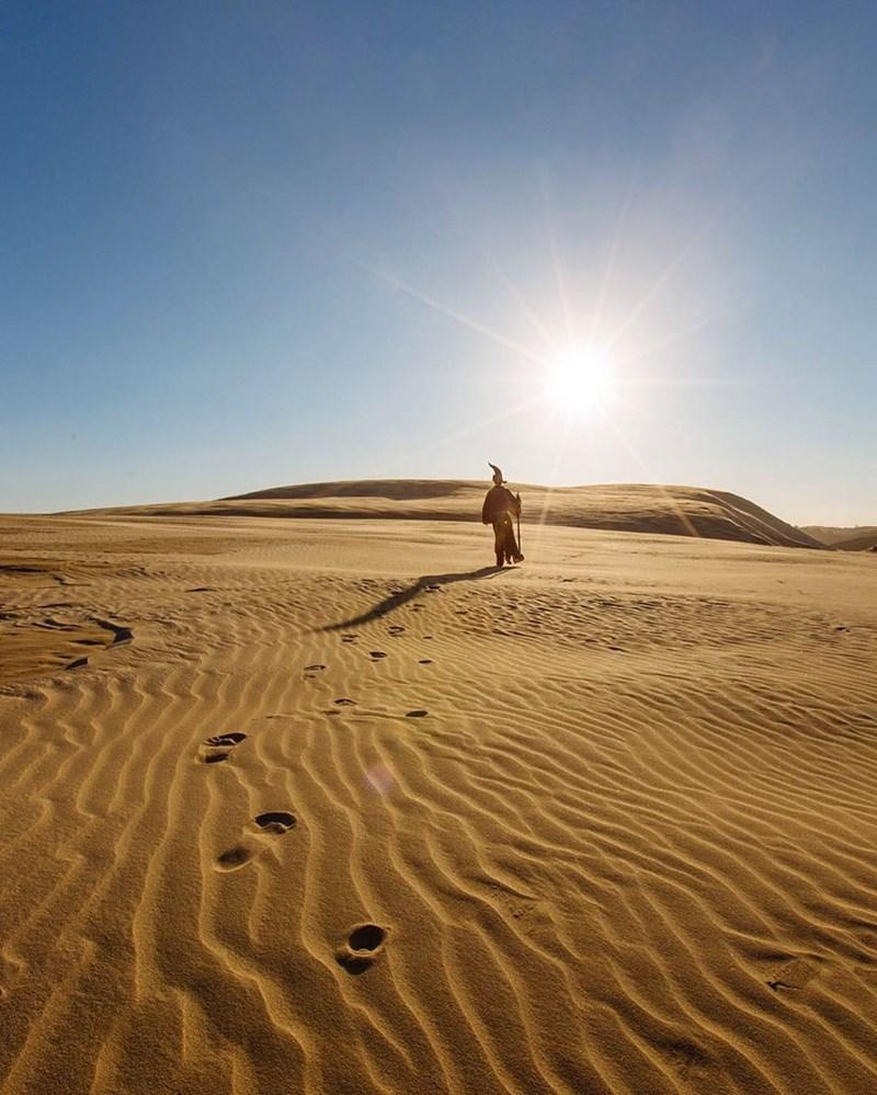 gandalf pics - Desert