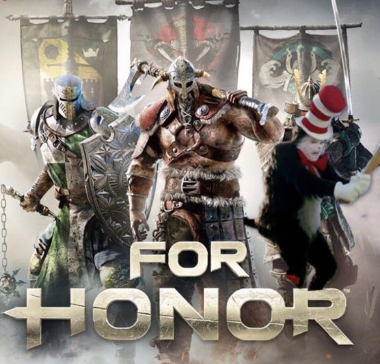 Action-adventure game - FOR HONOR