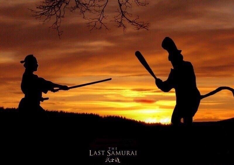 Kenjutsu - THE LAST SAMURAI
