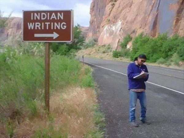 Road - INDIAN WRITING