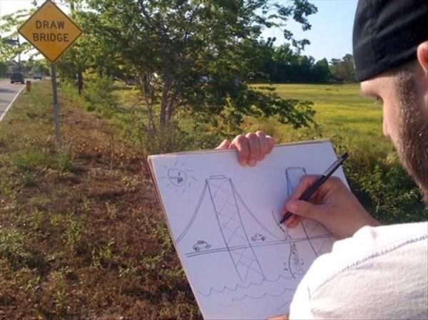 Tree - DRAW BRIDGE