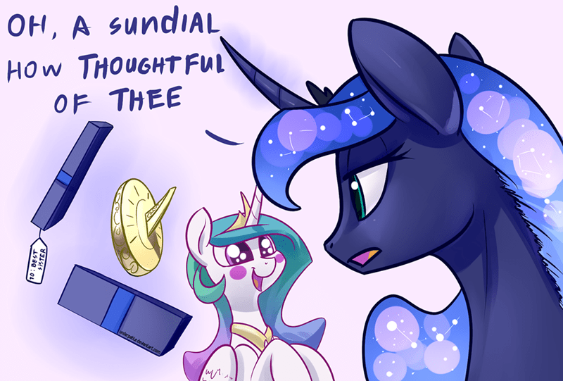 you tried,princess luna,princess celestia