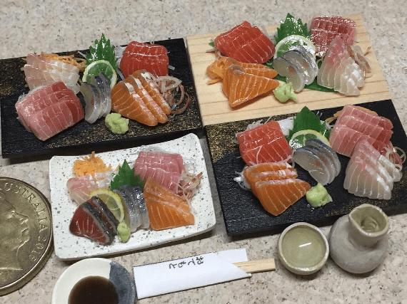 tiny sushi - Dish