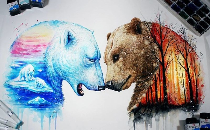 Bear - EСOLINE ECOLIN ECOLINE
