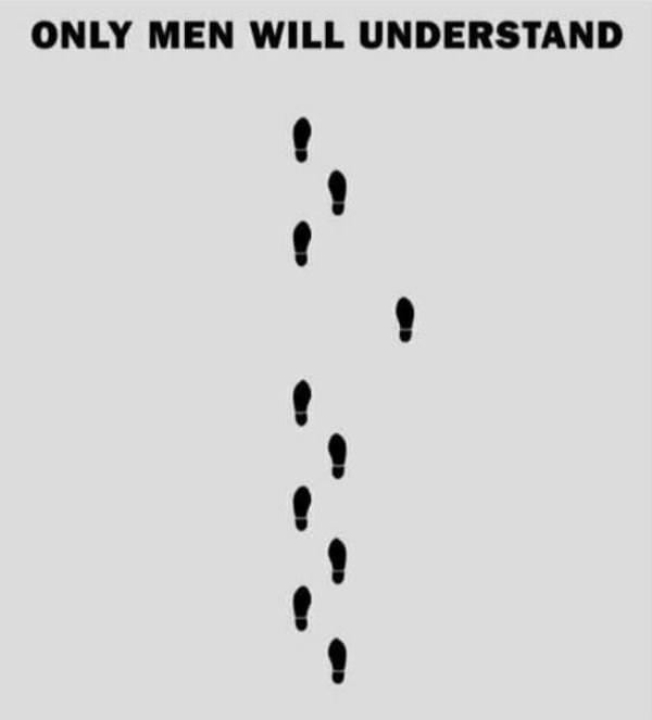 Text - ONLY MEN WILL UNDERSTAND