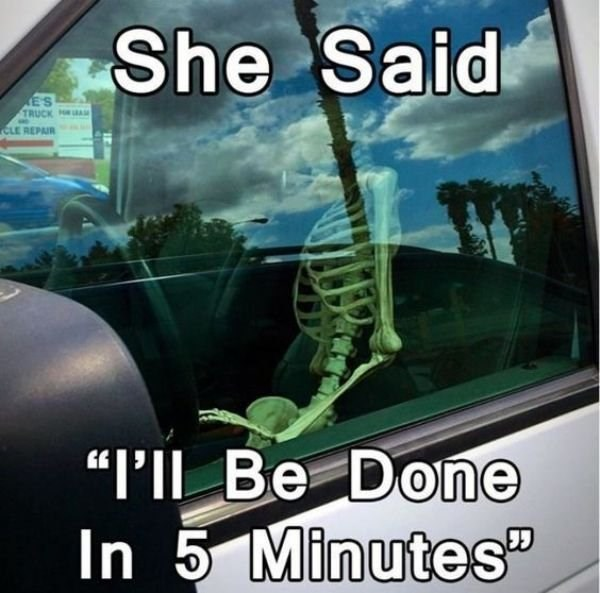 """Vehicle door - She Said ES TRUCK HAM CLE REPAIR """"I'll Be Done In 5 Minutes"""""""