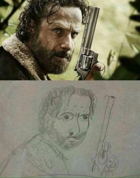 funny fail - Drawing