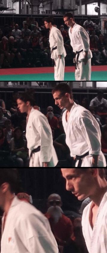 funny fail - Martial arts uniform