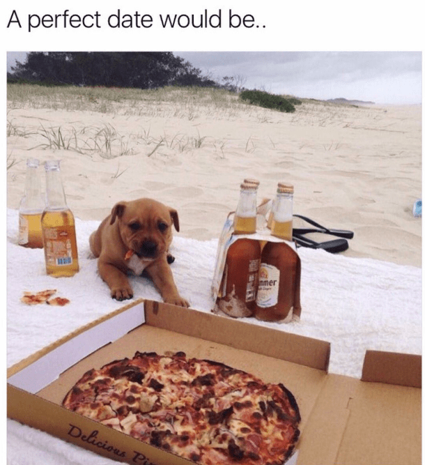 Food - A perfect date would be.. mer Delicious P
