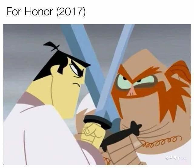 for honor samurai jack - 9015648512