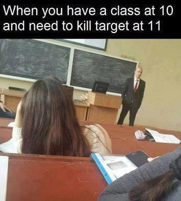 Adaptation - When you have a class at 101 and need to kill target at 11