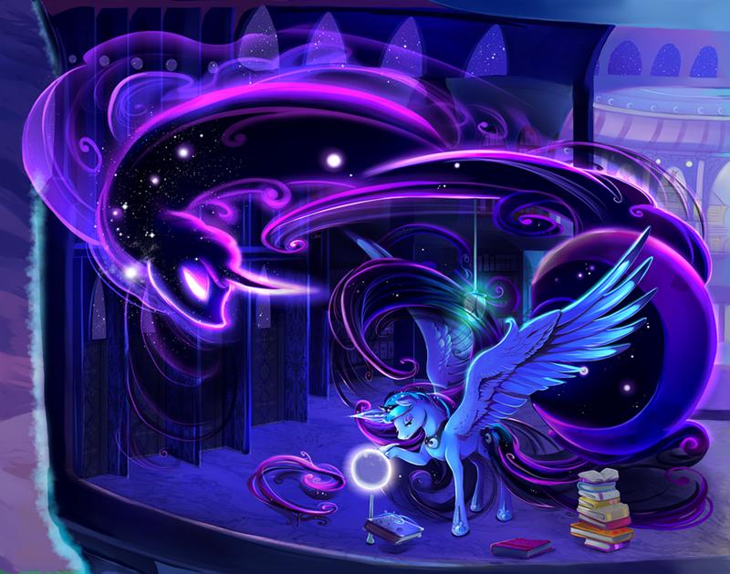 princess luna tantabus - 9015965952