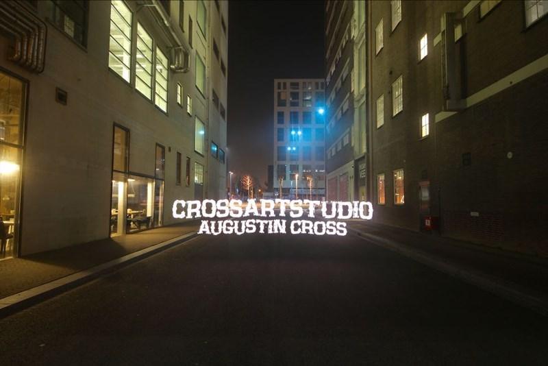 Night - CROSSARTSTUDIO AUGUSTIN CROSS