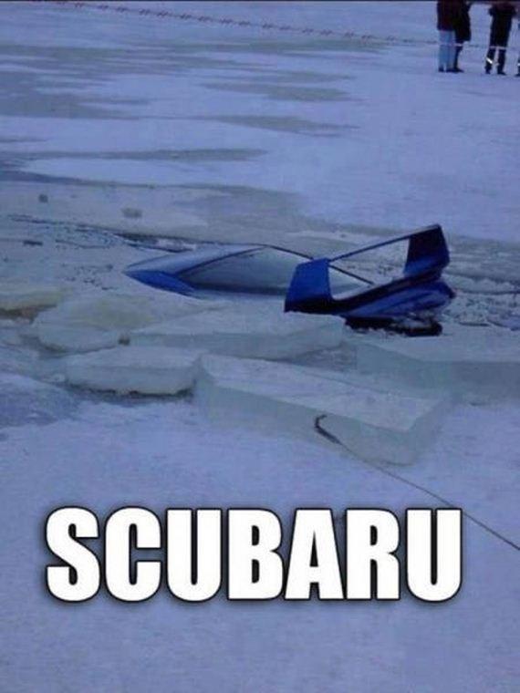 Vehicle - SCUBARU