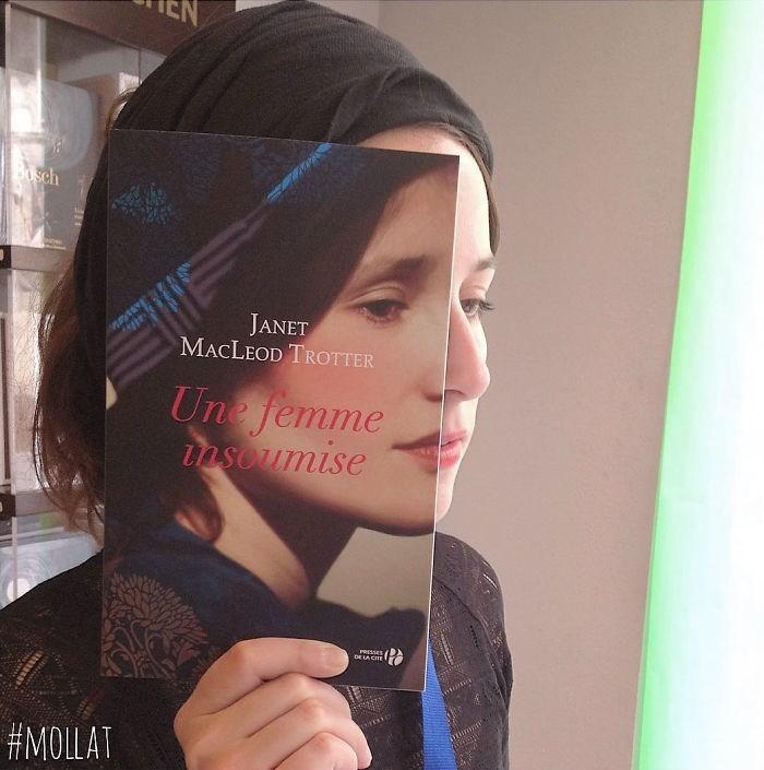 Face - sch JANET MACLEOD TROTTER Une femme unsoumise RdS DE LA CHE #MOLLAT