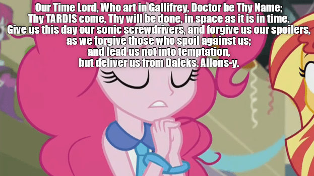 equestria girls pinkie pie doctor who - 9017287936