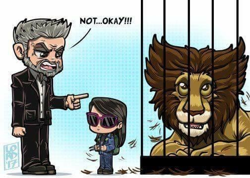 Cartoon - NOT..OKAY!!!