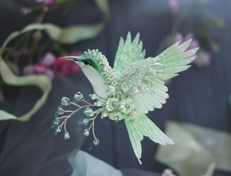 decorative - Hummingbird