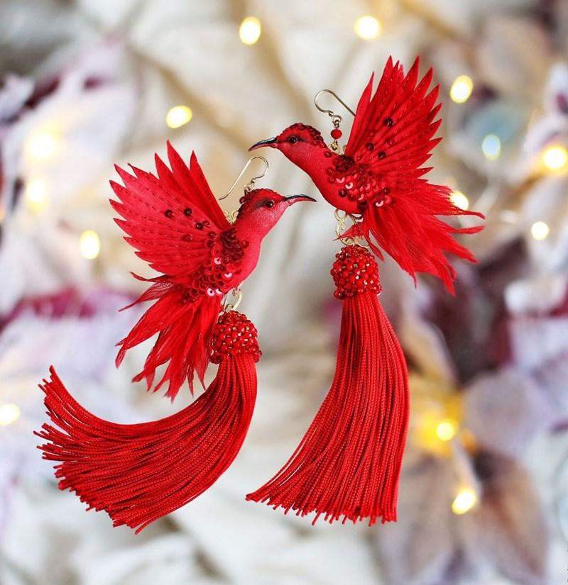 decorative - Red