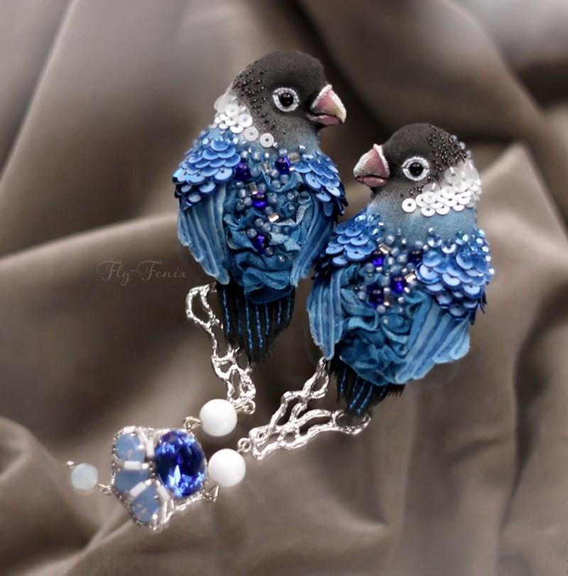 decorative - Blue - Fly Fenix