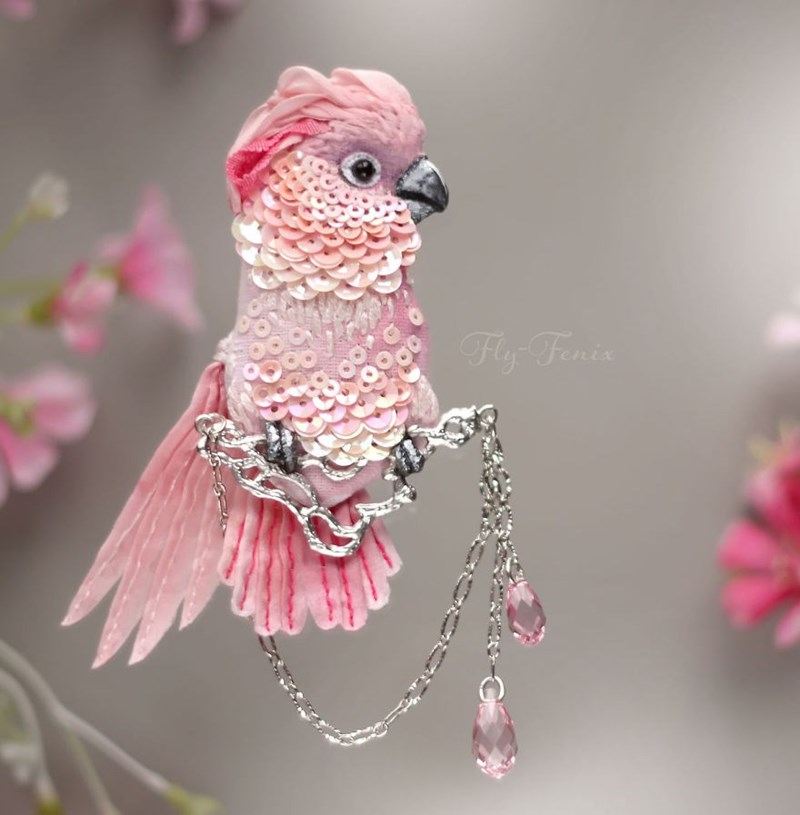decorative - Pink - Fly Fenis
