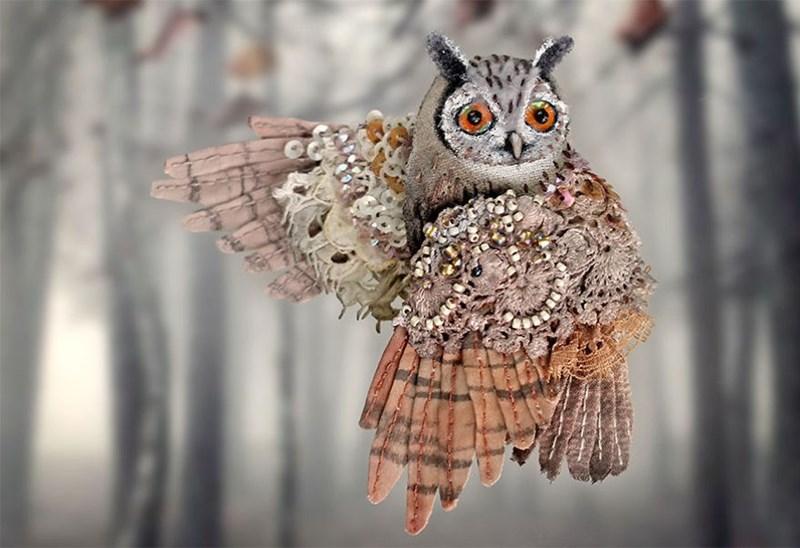 decorative - Owl