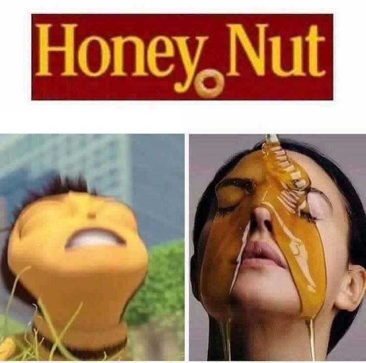 Face - Honey,Nut