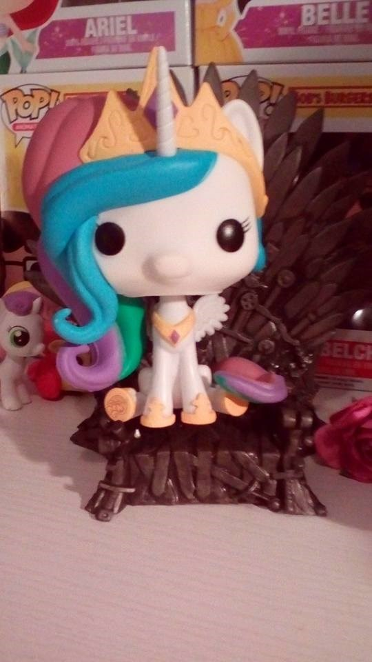 Game of Thrones princess celestia toys Sweetie Belle - 9017963264