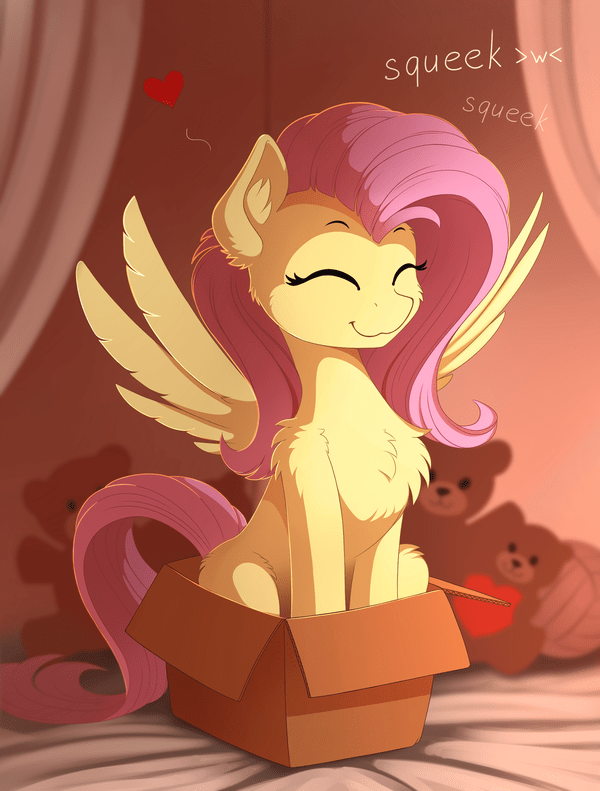 yakovlev-vad intentionally ambiguous title fluttershy - 9018091520