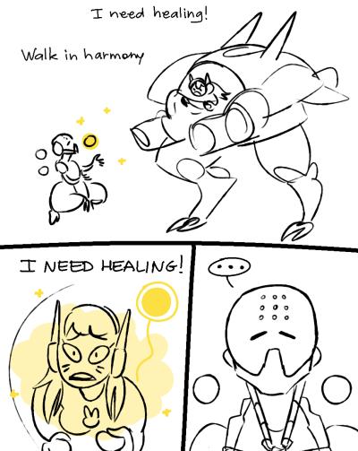 Face - I need healing! Walk in harmony I NEED HEALING