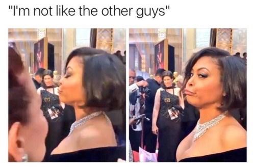 "meme - Hair - ""I'm not like the other guys"""