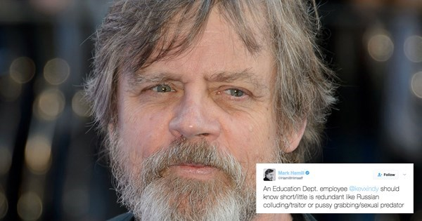 fail mark hamill shuts down twitter troll