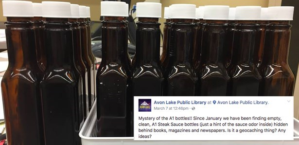 win a1 steak sauce library