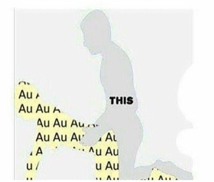 Text - Au THIS Au Au A Au Au Au Au Au Au A Au Au A u Au u / A..