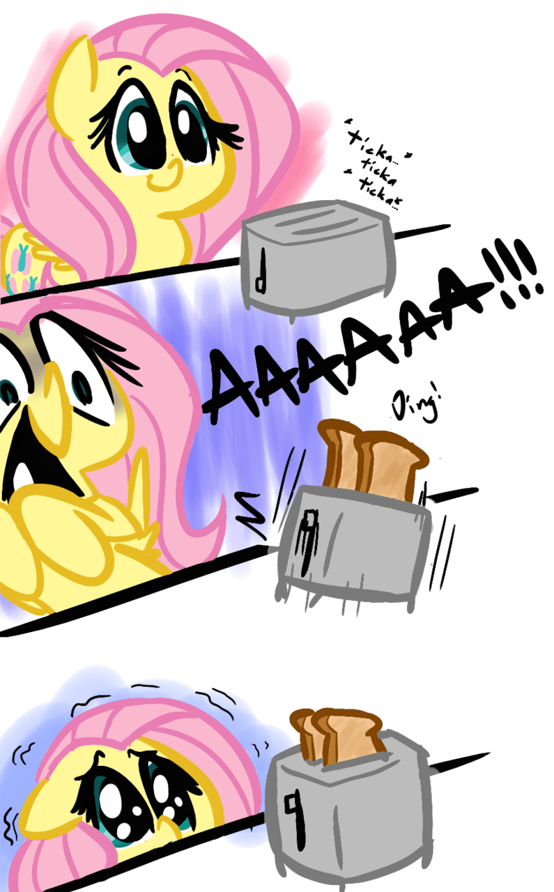 comic,hostess,fluttershy