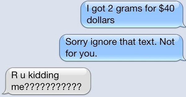 fail text drug deal texts da