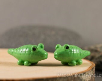 Green - MadeWithClayAndLo-