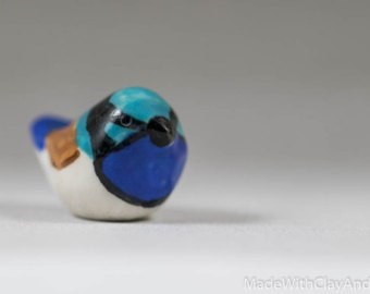 Cobalt blue - MadieWith ClayAnd