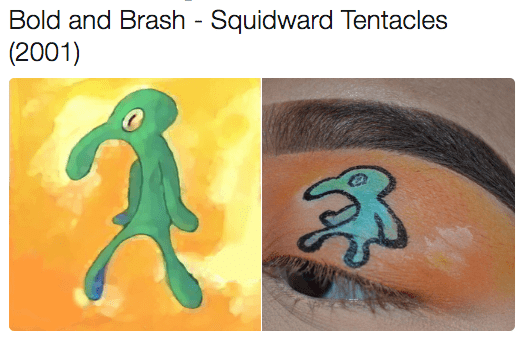 Organism - Bold and Brash - Squidward Tentacles (2001)