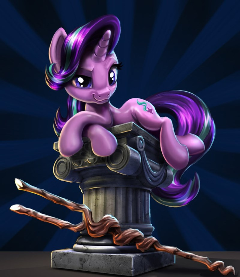 starlight glimmer the cutie map harwick - 9020724224