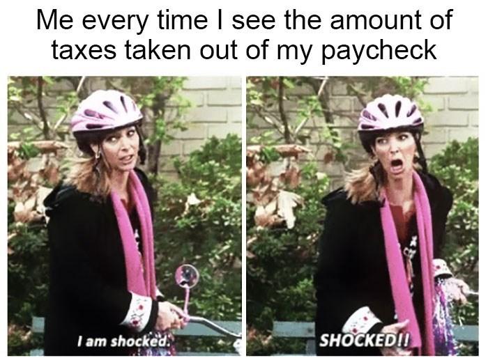 work meme about paychecks