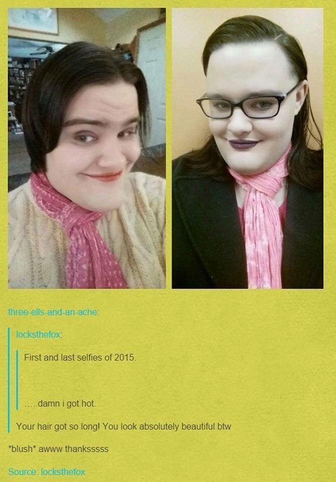 4chan cringe post of strange dressing dude or woman