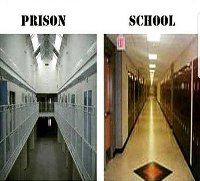 Building - PRISON SCHOOL
