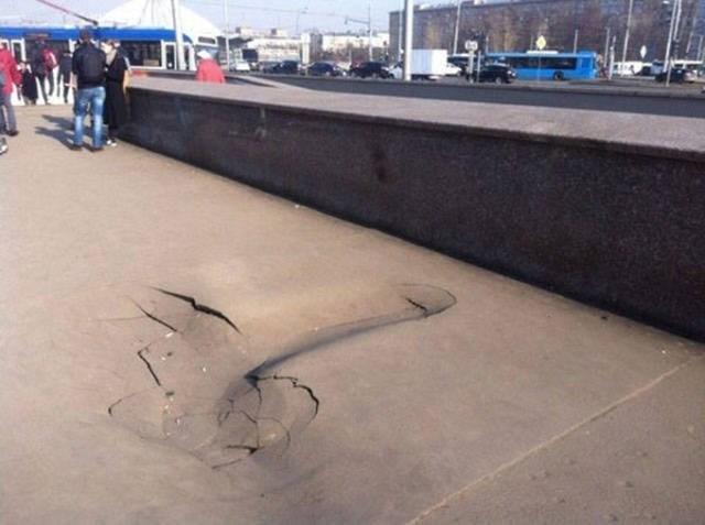 penis pothole